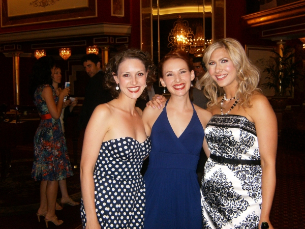 Andrea Prestinario, Trisha Hart Ditsworth and Kelli Nichol Morgan Photo