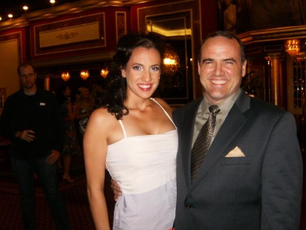 Lauren Fijol and Norm Boucher