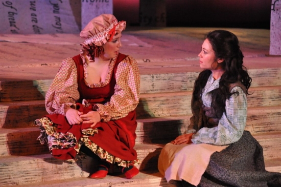 Photo Coverage: Reagle Music Theatre Goes 'Into the Woods' with Rachel York