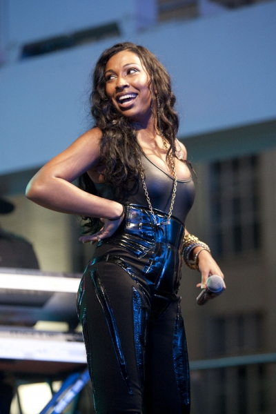 Melanie Fiona at Luminato First Night