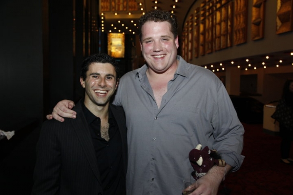 Fred Berman and Ben Jeffrey