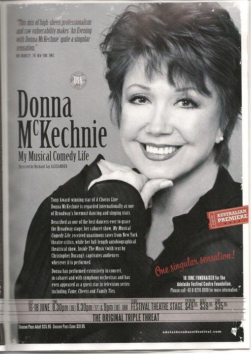 InDepth InterView: Donna McKechnie - Part I