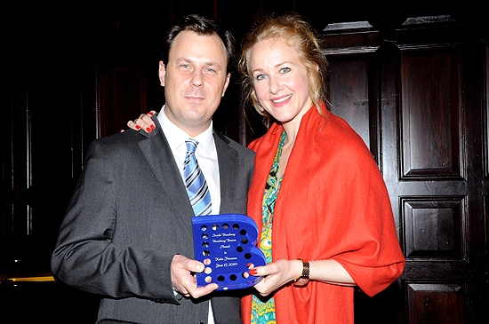 Photo Coverage: Inside Broadway's Broadway Beacon Awards