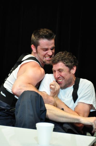 Shane Chuvalas and Ryan Artzberger