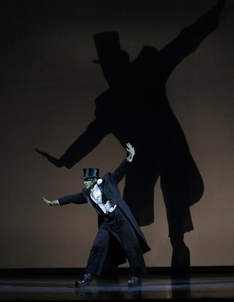 Rye Mullis as The Monster