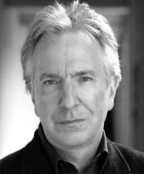 Alan Rickman Photo