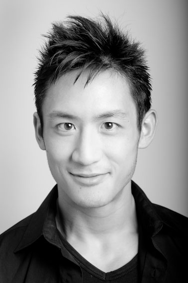 Hansel Tan Headshot at