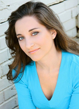 Laurel Harris Headshot at