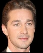 Shia LaBeouf Headshot at