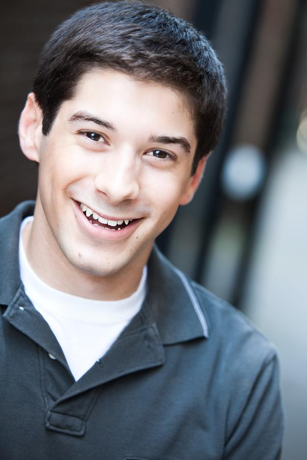 Jake Weinstein Headshot at