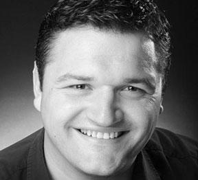 John Coates Headshot at