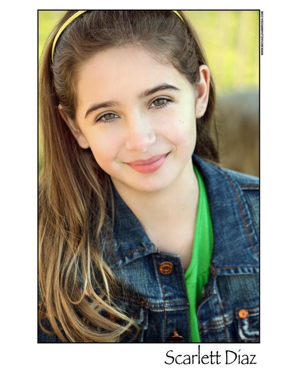 Scarlett Diaz Photo