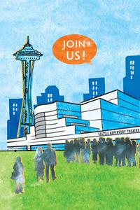 Seattle Rep Headshot at