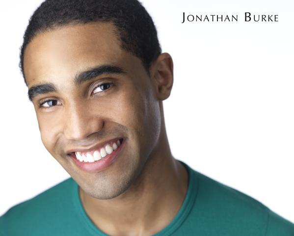 Jonathan Burke Headshot at