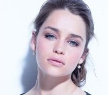 Emilia Clarke Headshot at