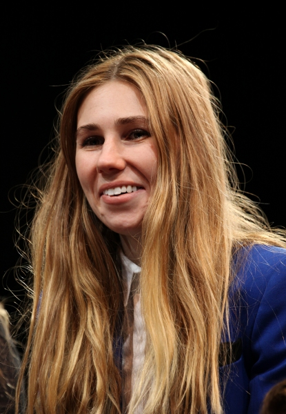 Zosia Mamet Photo