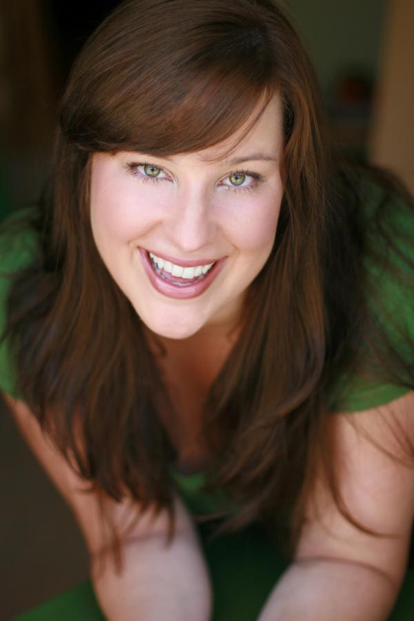 Kelly E. Waters Headshot at