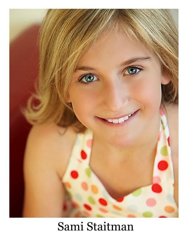 Sami Staitman Headshot at