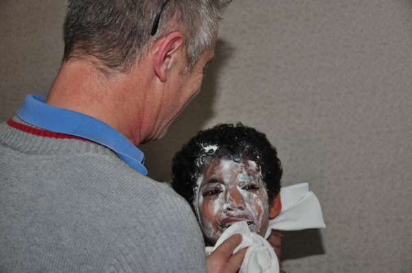 Photo Coverage: Billy Elliot Celebrates 500th Performance