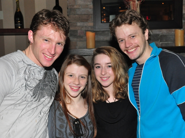 Photo Coverage: Billy Elliot Celebrates 500th Performance
