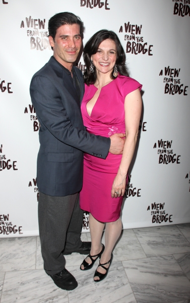 Photo Coverage:  A VIEW FROM THE BRIDGE - Opening Night After Party