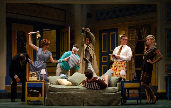 Photo Flash: The John W. Engeman Theater at Northport Presents RUN FOR YOUR WIFE