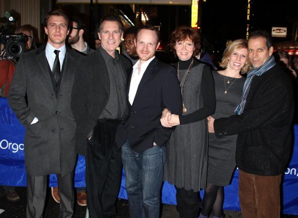 Patrick Heusinger, Cotter Smith, Sean Dugan, Connie Ray, Maddie Corman, and Patrick B Photo