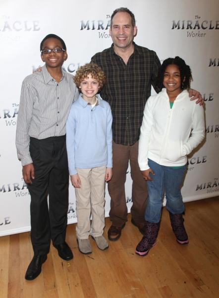Michael Cummings, Lance Chantiles Wertz, Daniel Oreskes & Simone Joy Jones