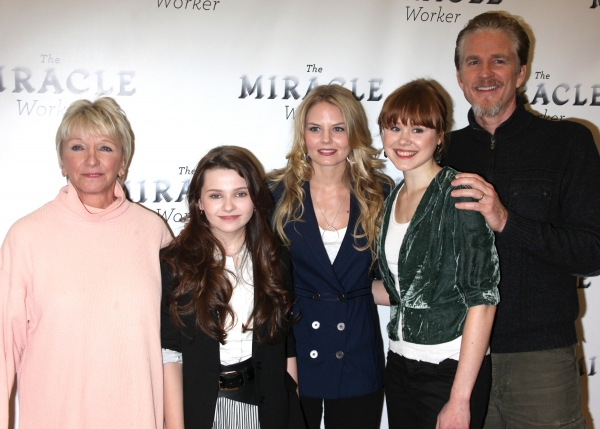 Photo Coverage: THE MIRACLE WORKER Meets the Press!