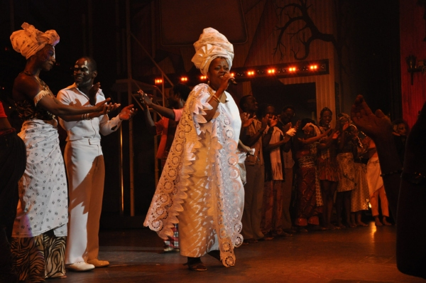 Photo Coverage: FELA! Honors The Actors Fund