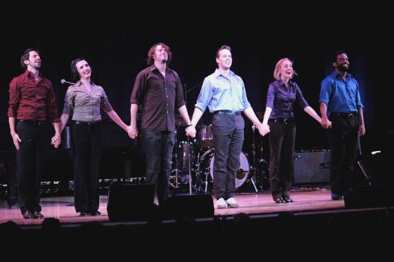 Con O'Shea Creal, Mary Giattino, Jason Yudoff, Noah Racey, Kelly Sheehan, CK Edwards