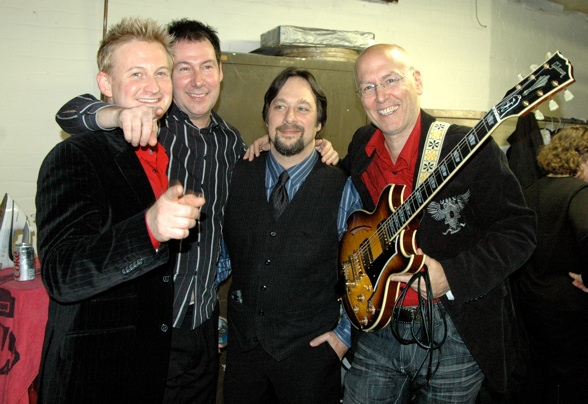 Johnny Rodgers, Danny Mallon, Brian Glassman, Joe Ravo Photo