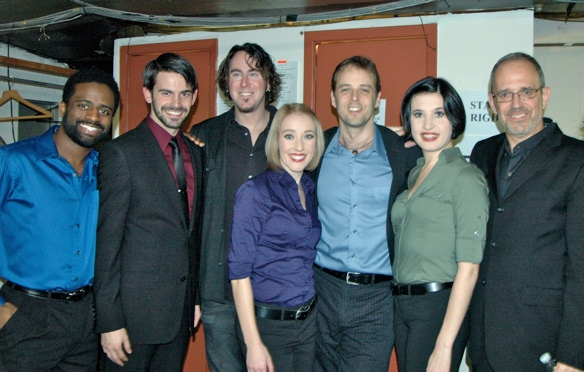 CK Edwards, Con O'Shea Creal, Jason Yudoff, Kelly Sheehan, Noah Racey, Mary Giattino, Ross Patterson