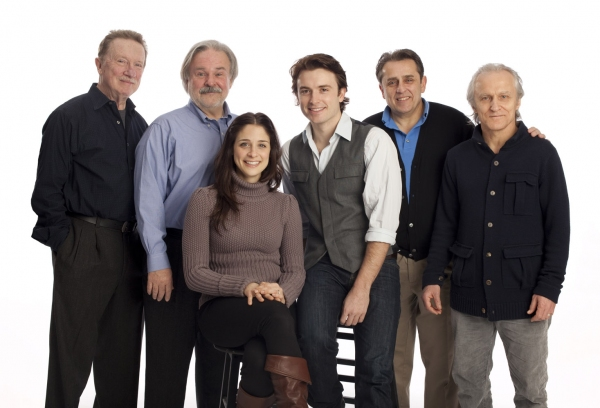 Fred Applegate, George Hearn, David Patrick Kelly, Michael McCormick, Elena Shaddow, James Snyder and Ted Sutherland