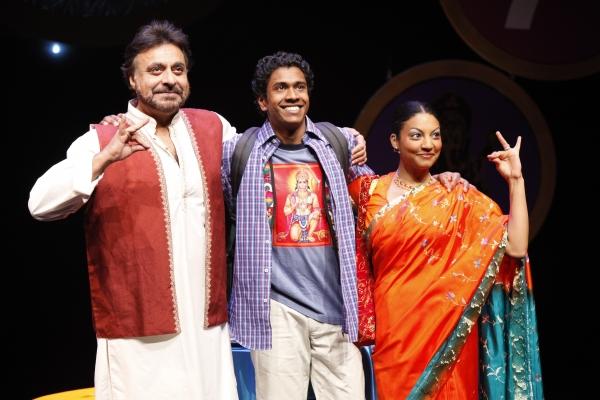 Tony Mirrcandani, Raja Burrows and Soneela Nankani