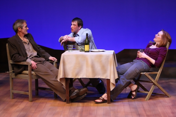 Photo Flash: The Human Race Theatre Presents VERTICAL HOUR