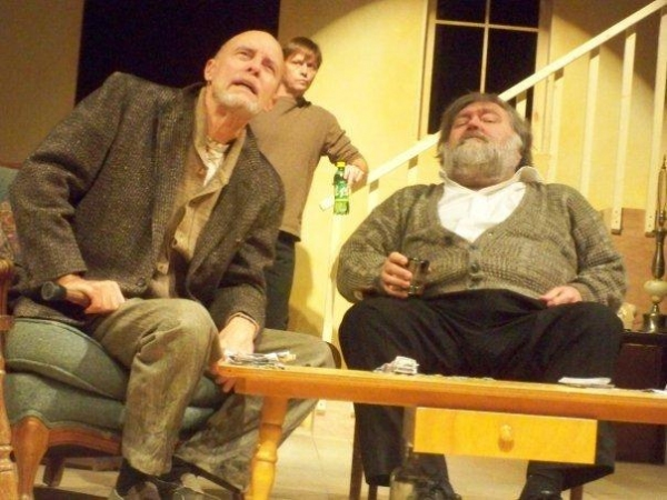 Photos: Burning Coal Theater Company Presents THE SEAFARER