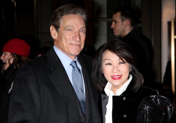 Maury Povich & Connie Chung