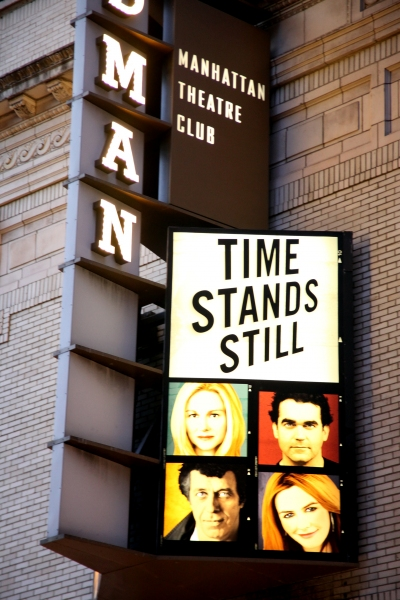 Photo Coverage: TIME STANDS STILL Opening Night Red Carpet