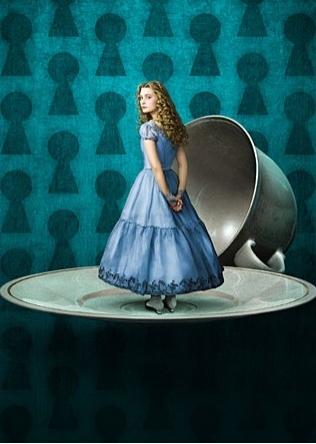 Mia Wasikowska as 'Alice'