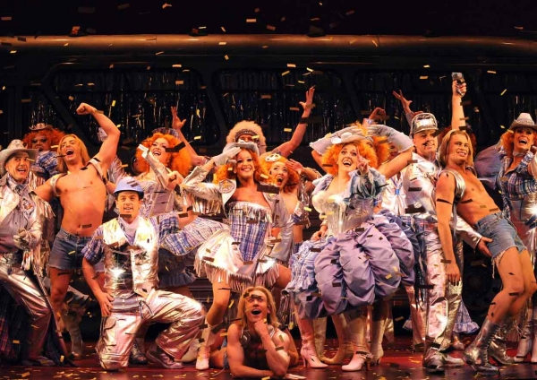 Photo Flash: West End PRISCILLA; Broadway Bound in 2011