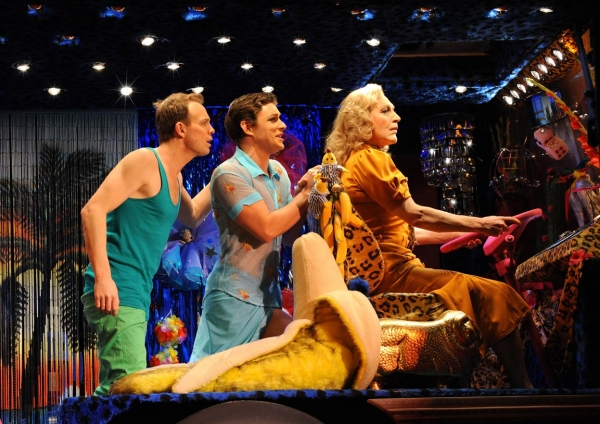 Photo Flash: West End PRISCILLA; Broadway Bound in 2011