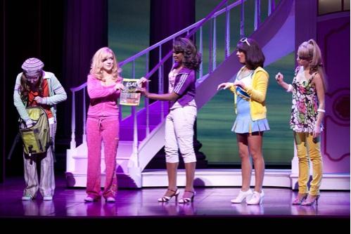 Roxanne Palmer, Sheridan Smith, Ibinabo Jack, Susan McFadden, and Amy Lennox