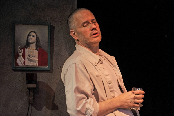 Aaron H. Alpern at Performance Network Theatre's THE SEAFARER