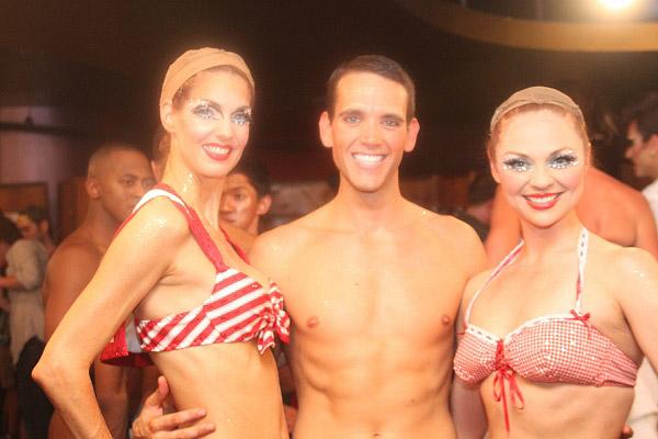 Hillary Elliott, Scott Brateng and Kristen Beth Williams