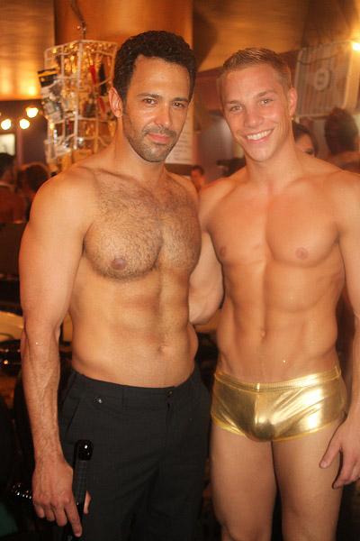 Sebastian LaCause and Joshua Buscher
