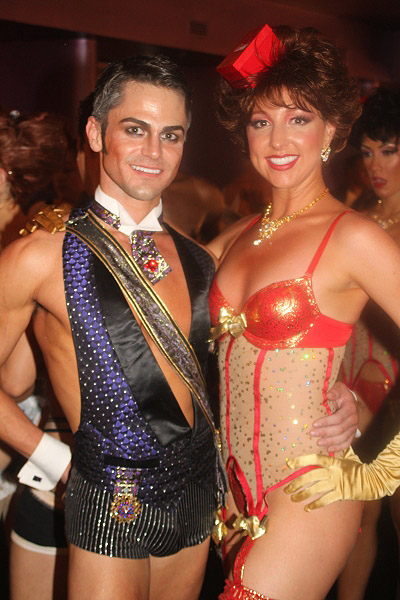 Photo Coverage: BROADWAY BARES XX: STRIP-OPOLY Backstage
