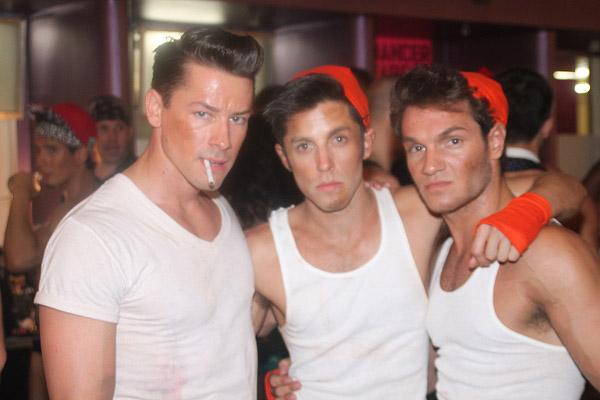 Adam Fleming, Adam Cassel and Chris Messina