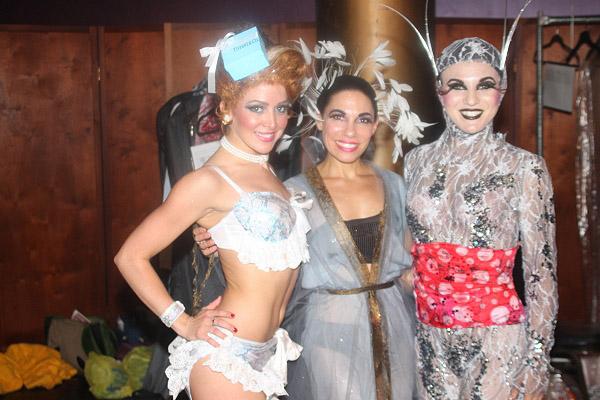 Kaitlin Mesh, Jolynn Baca and Diana Obradobich