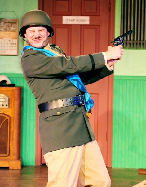 Photo Flash: Swift Creek Mill Theatre Presents MOON OVER BUFFALO